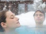 зимнее купание