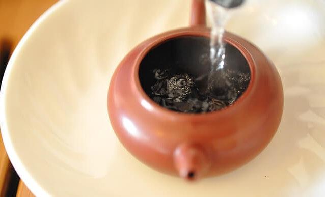 Заварить зеленый чай