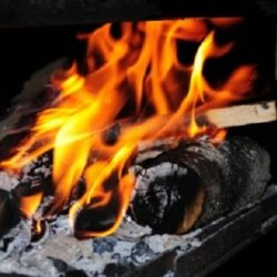 Посещение бани с печью-каменкой