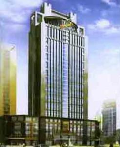 здание компании ХуаШен