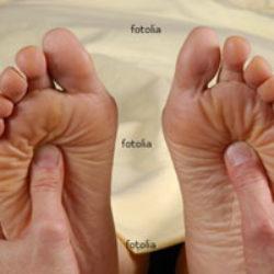 Точечный массаж против целлюлита