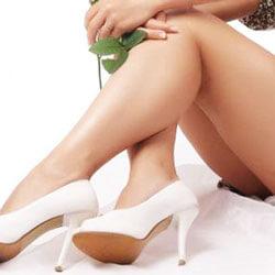 изящные ножки