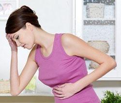 проблема с кишечником
