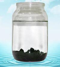 вода на шунгите
