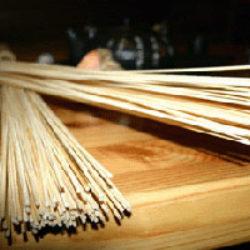 Баня — бамбуковый массаж