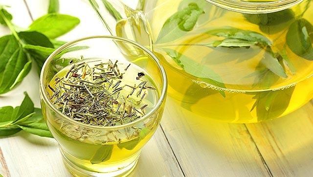 Зеленый чай пуэр