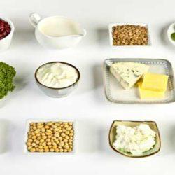 11 продуктов с высоким содержанием кальция