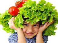 ранние овощи для детей