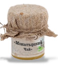 очищающий монастырский чай от паразитов