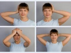 Укрепляем мышцы шеи