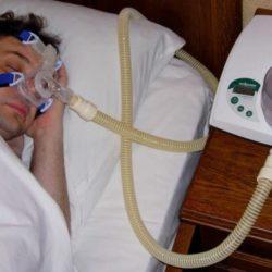 Лечение храпа при помощи Сипап
