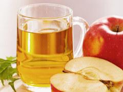 Худеем с яблочным уксусом