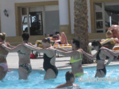 Плавание при беременности