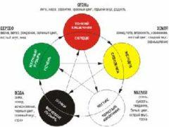 Принципы правильного питания в китайской медицине