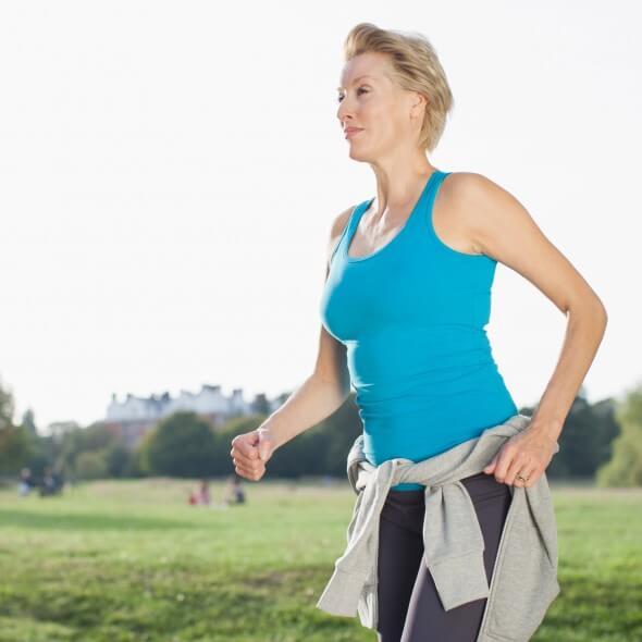 физкультура во время менопаузы