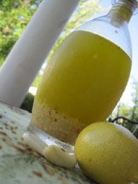 настойка лимона