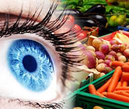 диета по цвету глаз