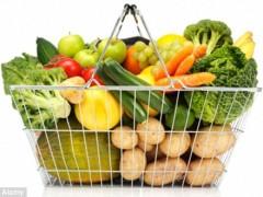 Витамины с грядок, овощи – рекордсмены по витаминам