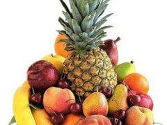 Сыроедение: полезные продукты – овощи и фрукты