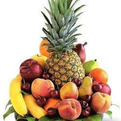 Сыроедение: полезные продукты — овощи и фрукты