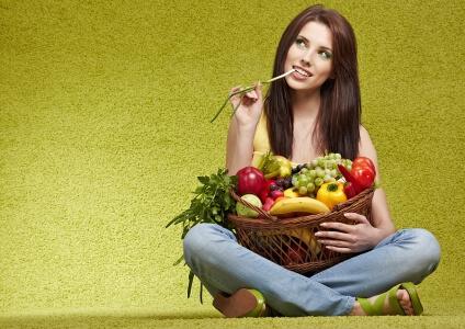 Режим дня и питание