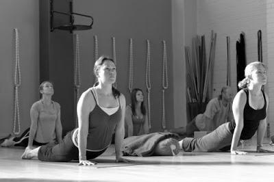Правила прогибов в йоге