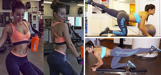 Как сбросить вес за месяц в спортзале
