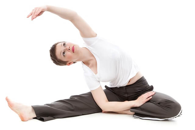 Упражнение стретчинг