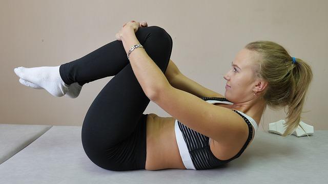 Калланетика - Статическая гимнастика