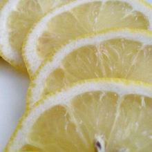 Лимон – самый стройный фрукт