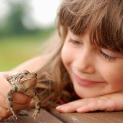 Бородавки у детей: причины и лечение