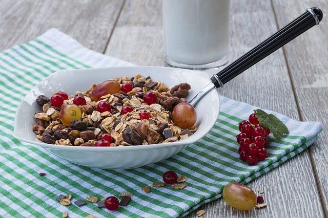 Зерновые в питании