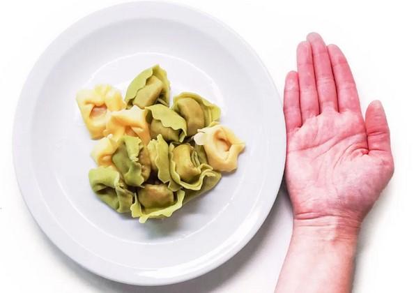 Порция еды для женщин