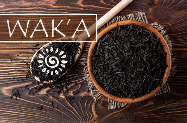Вкусный чёрный листовой чай